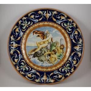 https://antyki-urbaniak.pl/1205-6799-thickbox/painted-plate-italy-19th-century.jpg