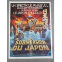 "PLAKAT ""LA SUBMERSION DU JAPON"""
