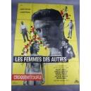 """PLAKAT """"LES FEMMES DES AUTRES CROQUEMITOUFLE"""""""