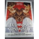 "PLAKAT ""TRAHISONS CONJUGALES"""