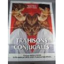 "PLAKAT ""TRAHISONS CONJUGALES"""