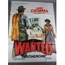 """PLAKAT """"WANTED"""""""