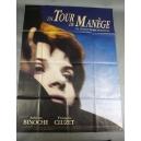 """PLAKAT """"UN TOUR DE MANEGE"""""""