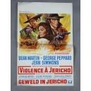 """PLAKAT """"VIOLENCE A JERICHO"""" 2 wersja"""