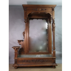 https://antyki-urbaniak.pl/2333-14296-thickbox/huge-mirror-with-jardinier-2nd-half-of-the-19th-century-19th-century.jpg