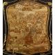 EKRAN KOMINKOWY, chinoserie, regencja, Francja, ok. 1730 r.