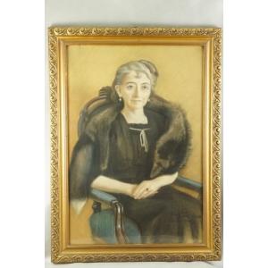 https://antyki-urbaniak.pl/2501-15837-thickbox/portrait-of-a-lady-jozef-zajac-kielce-1940.jpg
