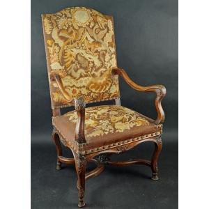https://antyki-urbaniak.pl/2562-16333-thickbox/neo-baroque-armchair-walnut-19th-century.jpg