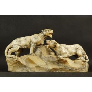 https://antyki-urbaniak.pl/2639-17155-thickbox/young-tigers-alabaster-1920s.jpg