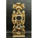 RELIKWIARZ, drewno, barok, XVIII w.