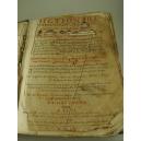 """""""DICTIONAIRE THEOLOGIQUE, HISTORIQUE, POETIQUE, COSMOGRAPHIQUE et CHRONOLOGIQUE, Paryż, 1653 r."""