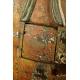 BUDDA AMITABHA, drewno polichromowane, XIX/ XX w.