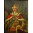 STANISŁAW AUGUST  PONIATOWSKI, koniec  XVIII w.