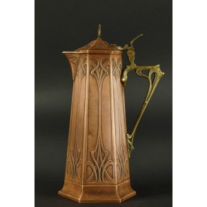 https://antyki-urbaniak.pl/3035-21040-thickbox/jug-wmf-copper-brass-art-nouveau-turn-of-the-19th-and-20th-centuries.jpg