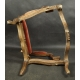Fotel neorokokowy. XIXw.