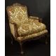 Fotel regencyjny (1715-1723)