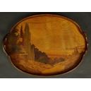 TACA, Galle, drewno, Francja, Nancy, 1 ćw. XX w.