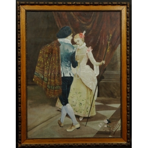 https://antyki-urbaniak.pl/3498-25503-thickbox/gift-theater-scene-c-marcus-oil-on-canvas-turn-of-the-19th-and-20th-centuries.jpg
