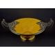 PATERA, D'Agryl/ Val & Cie., ceramika, plater, Francja, art deco, 1928-1940 r.