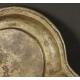 Taca arabska. żelazo, srebro i złoto