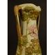 WAZON, Royal Dux, porcelana, secesja, ok. 1900 r.