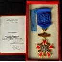 Krzyż Oficerski Ordreu Zasługi Rzeczpospolitej Polskiej