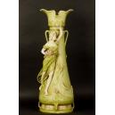 WAZON, ceramika, Austria/ Czechy, secesja, ok. 1900 r.