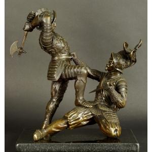 https://antyki-urbaniak.pl/3952-29905-thickbox/fighting-knights-bronze-19th-century.jpg