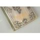 WIZYTOWNIK, srebro - perły, Napoleon III, Francja, 2 poł. XIX w.