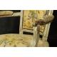 +CZTERY FOTELE, Ludwik XVI / klasycyzm, Francja, ok. 1780 r.