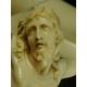 KRUCYFIKS, kość, 2 poł. XIX - pocz. XX w.