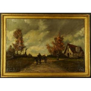 https://antyki-urbaniak.pl/4215-34143-thickbox/wiejski-krajobraz-wczesny-paul-michel-dupuy-olej-na-plotnie-775cm-x-55cm.jpg
