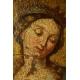 Matka Boska Dziewica. Renesans. XVIw. Olej na płótnie. 80,5cm x 71,5cm.