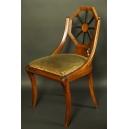 Krzesło. XVIII/XIXw. Wys. 85cm
