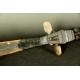 Afrykański instrument muzyczny.  Dł. 106cm.