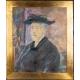 +PORTRET I AKT, Zygmunt Waliszewski (1897-1936), kapizm, lata 20/30 XX w.
