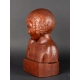+POPIERSIE DZIEWCZYNKI, Henri Paul Rey (1904-1981), art deco, drewno.
