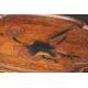 +TACKA Z RĄCZKĄ, laka i drewno, chinoiserie, L'Escalier de Cristal, 4 ćw. XIX w.